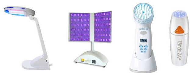Blue Light Therapy for Acne Treatment