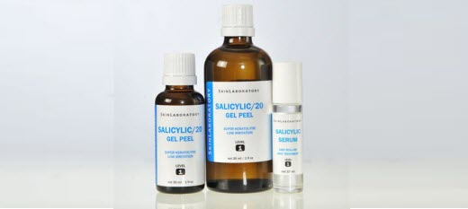 Salicylic Acid for Acne Treatment